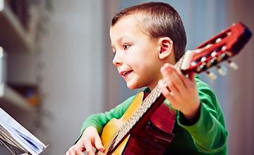 Kids' Guitar